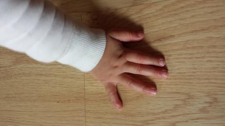 La mano del destino :-)